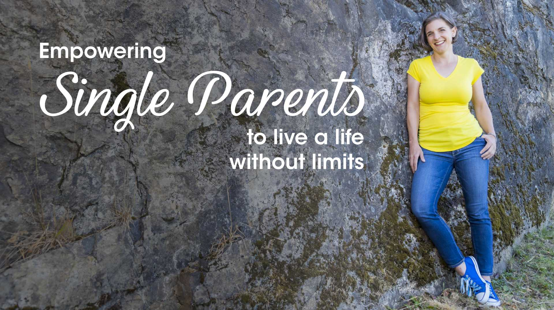 empowering single parents to live a life without limits